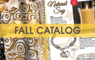 Tom Wat Fall & Holiday Fundraising Catalog