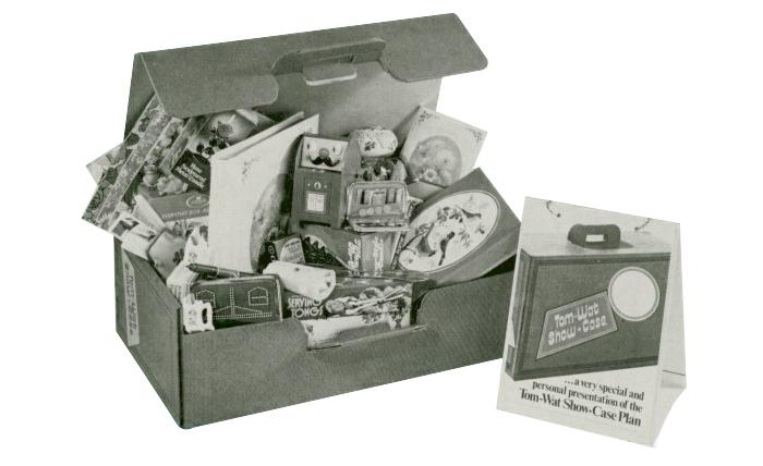 Tom-Wat Sample Kit