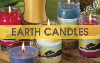 Tom Wat Earth Candles