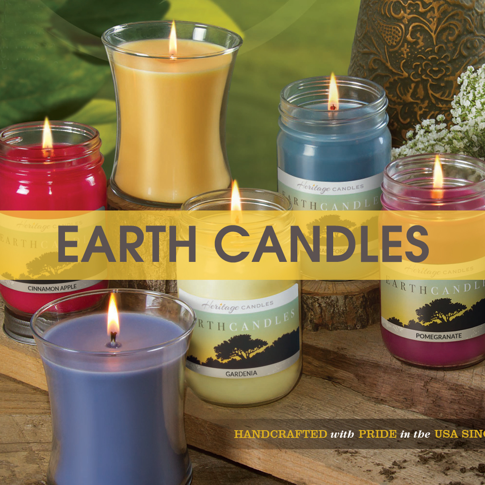 Tom Wat Earth Candles