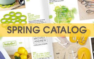Tom Wat Fundraising Spring Catalog