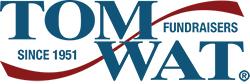 Tom-Wat Fundraising Logo
