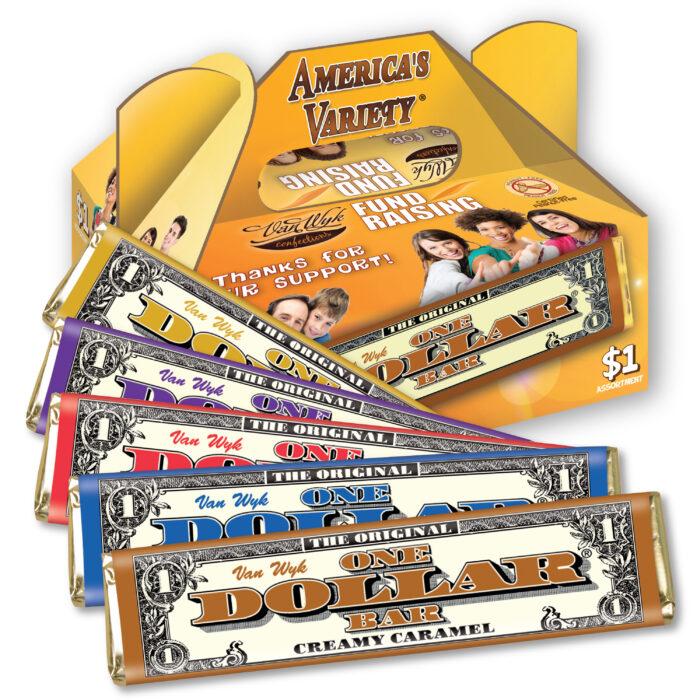 1 dollar variety pack