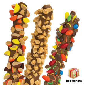 $2 Loaded Pretzel Rod Variety Pack
