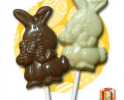 Chocolate Bunny Lollipops Sell-Out Kit