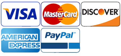 Payment options we accept