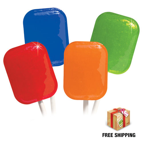 Sour Mania Lollipops