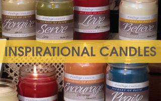 Tom Wat Inspirational Candles