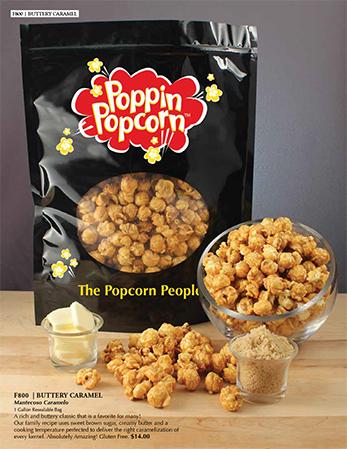 Tom Wat Fundraising Poppin Popcorn Fundraiser