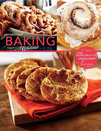 Tom Wat Fundraising Gourmet Baking Mixes Fundraiser